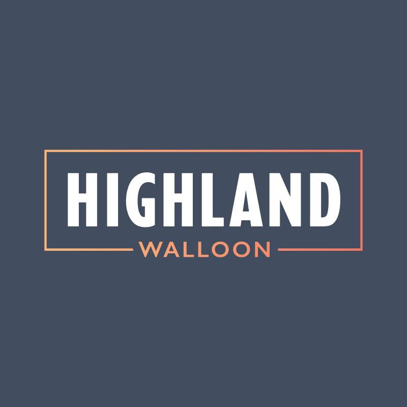 Highland Walloon development with land for sale