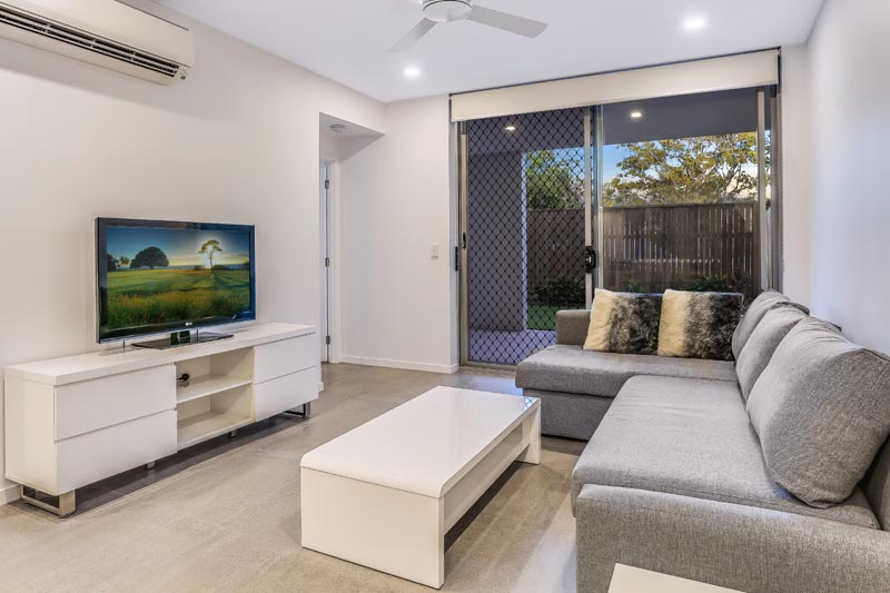 Grovely Terraces Estate - Interior of townhouse